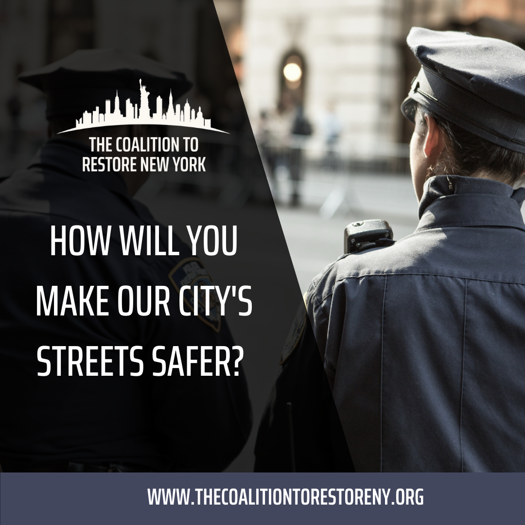 How Will You Make Our City's Streets Safer? - Instagram and Twitter Post