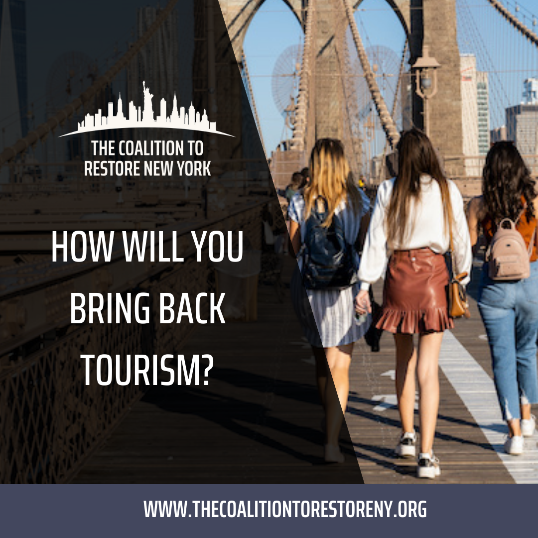 How Will You Bring Back Tourism? - Instagram and Twitter Post