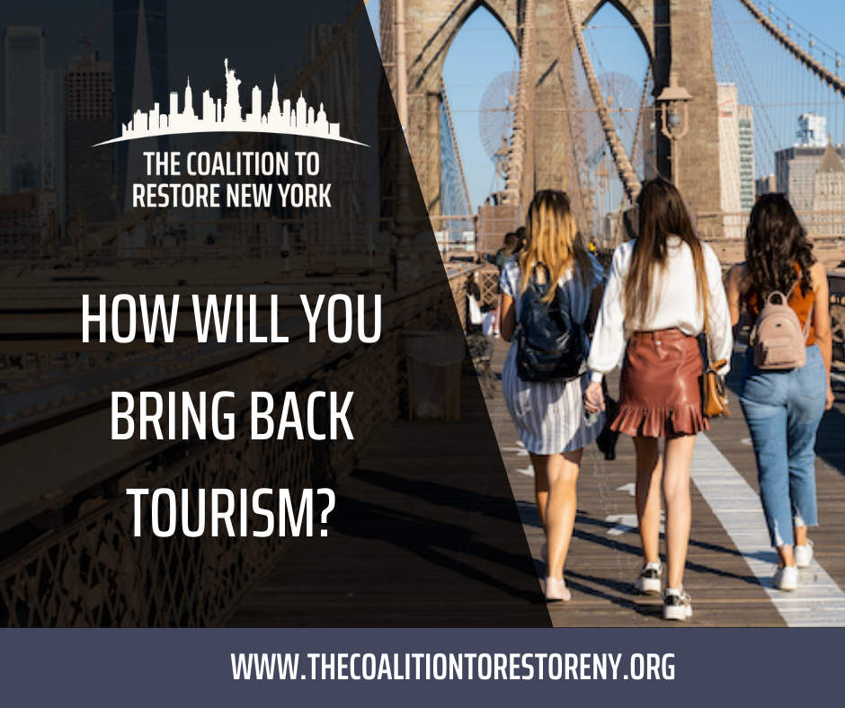 How Will You Bring Back Tourism? - Facebook Post