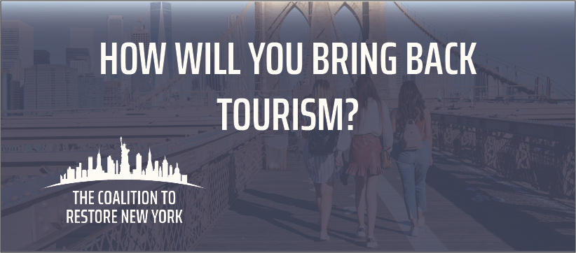 How Will You Bring Back Tourism? - Facebook Cover Photo